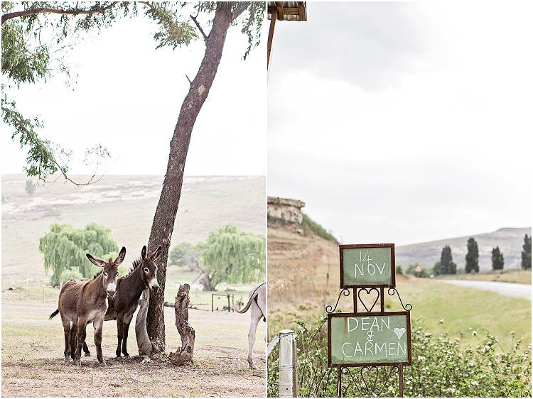 Dean & Carmen Wedding Shoot at St Fort Clarens